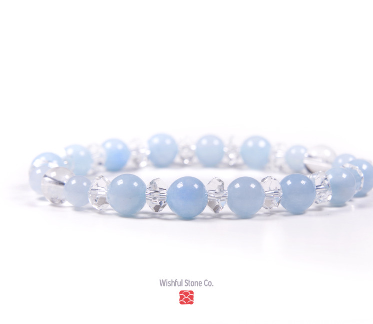 aquamarine-stone-bracelet-wedding-attraction