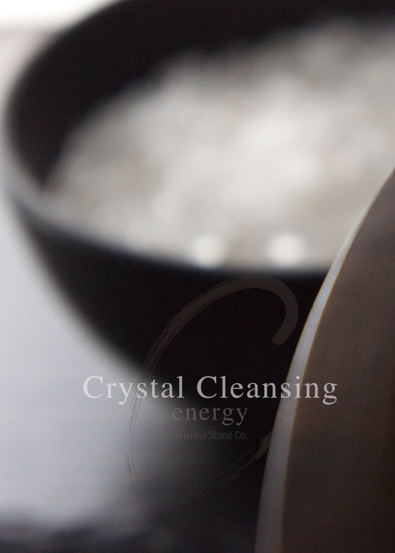 Crystal Cleansing